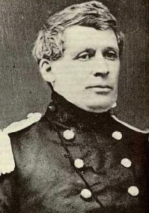 General George Wright, Commander of the Department of the Pacific during the Civil War