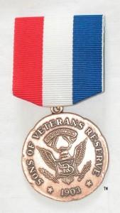 SVR Badge