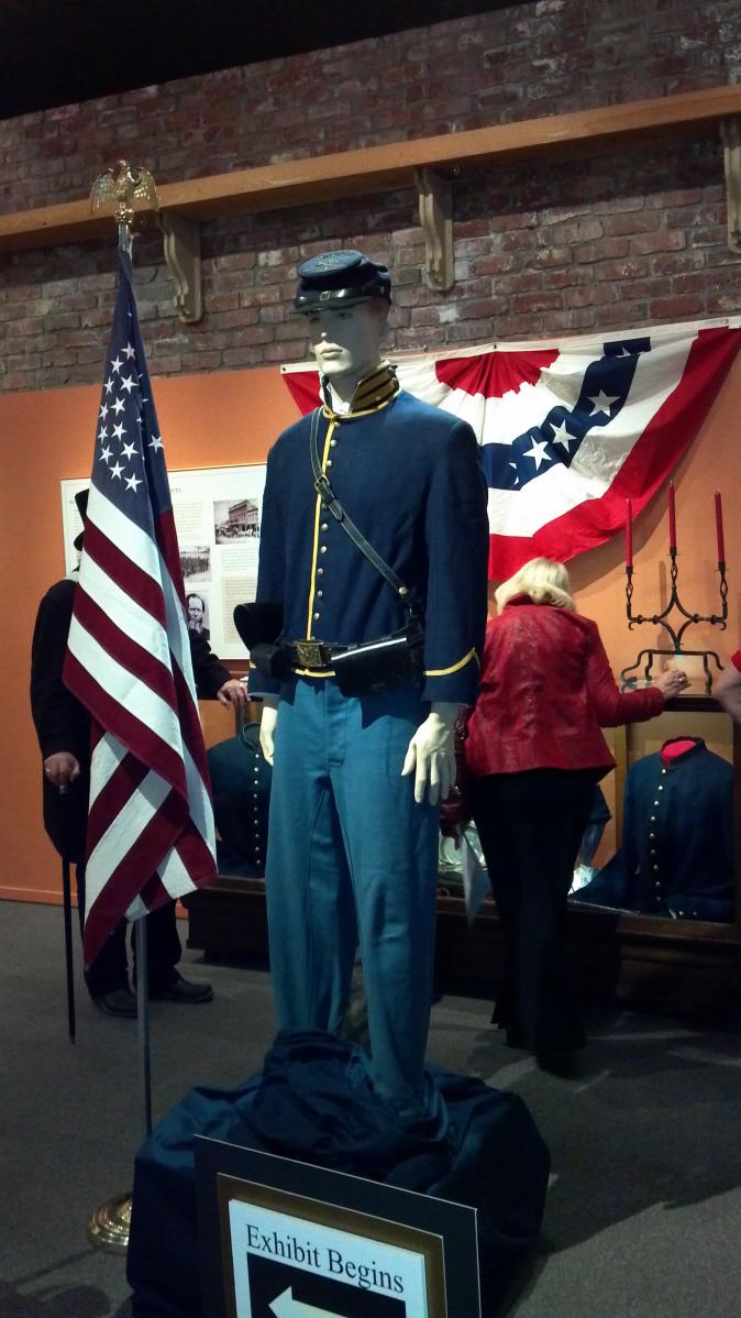 Union Soldier Uniform
