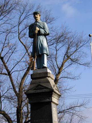 Sacramento GAR monument