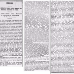The Sacramento Union account of the dedication ceremony (click to see full-sized image)